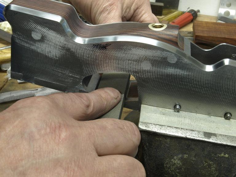 46 Spiers style shoulder plane