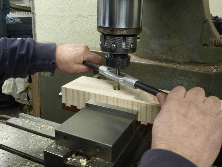 58 T21 transitional dovetailed jointer bush