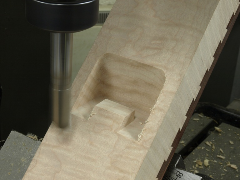 72 T21 Transitional dovetailed jointer