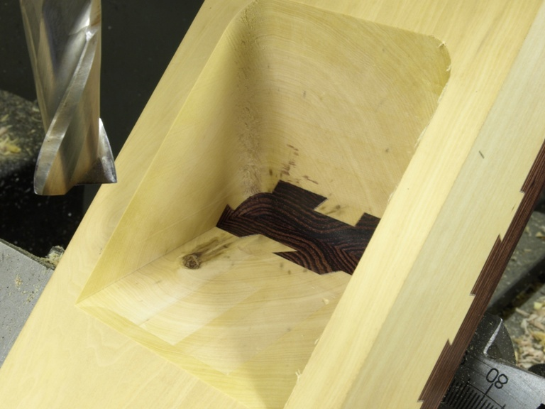 73 T21 Transitional dovetailed jointer