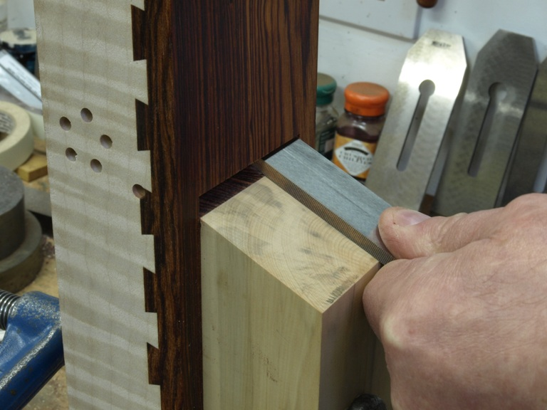 96 T21 Transitional dovetailed jointer